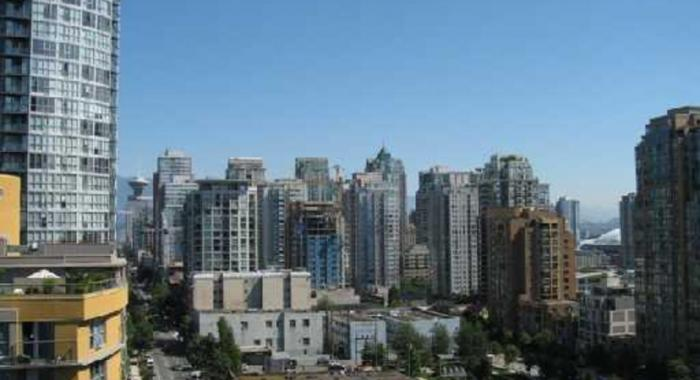 #1501 - 1255 Seymour Street, Downtown VW, Vancouver West