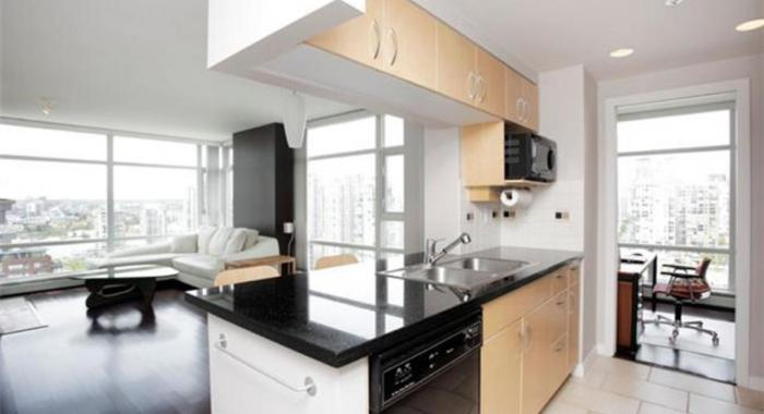 #2806 - 1199 Marinaside Crescent, Yaletown, Vancouver West