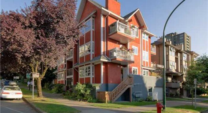 102 - 1388 Haro Street, West End VW, Vancouver West