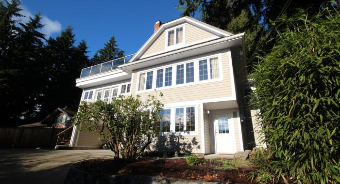 4622 Cove Cliff Road, Deep Cove, North Vancouver