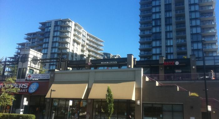 #1206 - 155 West 1st Street, Lower Lonsdale, North Vancouver