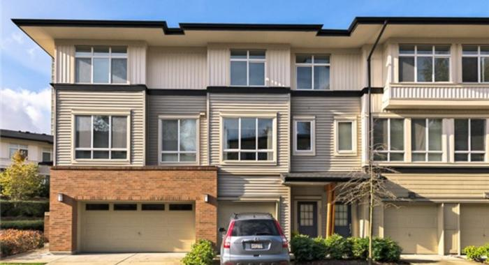 32 - 1125 Kensal Place, New Horizons, Coquitlam