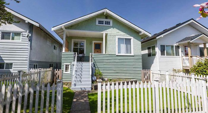 4975 St. Catherines Street, Fraser VE, Vancouver East