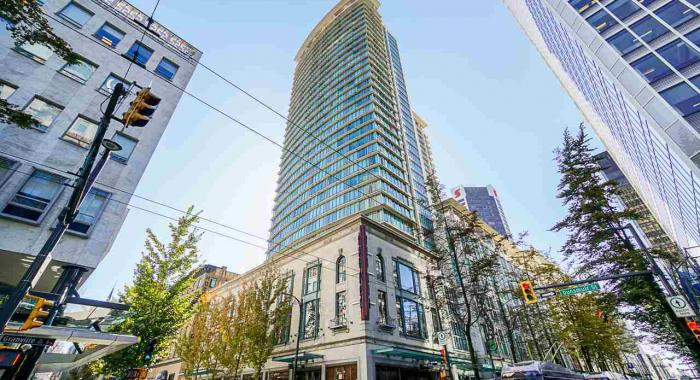 2408 - 610 Granville Street, Downtown VW, Vancouver West