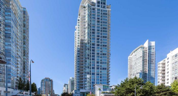 1807 - 1199 Marinaside Crescent, Yaletown, Vancouver West